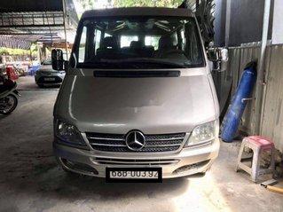 Bán ô tô Mercedes năm sản xuất 2005, màu xám