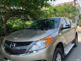 Cần bán gấp Mazda BT 50 2015, màu xám, nhập khẩu nguyên chiếc còn mới, giá chỉ 400 triệu
