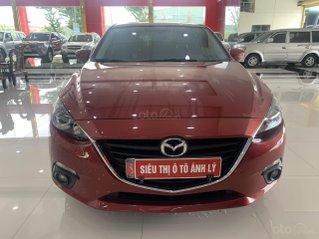 Xe Mazda 3 đời 2016, màu đỏ