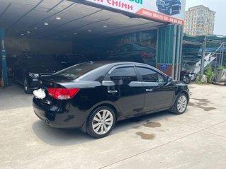 Bán Kia Cerato năm 2011, màu đen, xe nhập còn mới