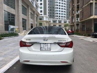 Bán ô tô Hyundai Sonata đời 2011, nhập khẩu Hàn Quốc, số tự động