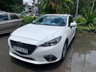 Cần bán Mazda 3 năm 2016, màu trắng còn mới giá cạnh tranh
