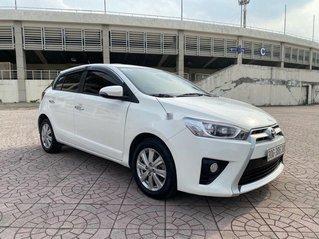 Bán Toyota Yaris AT đời 2017, nhập khẩu, xe mới hoàn toàn, giao xe nhanh