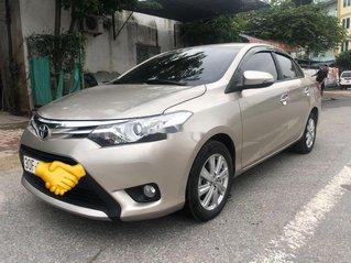 Toyota Mỹ Đình cần bán gấp chiếc xe Toyota Vios 1.5 G đời 2018, màu nâu vàng