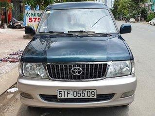 Bán xe Toyota Zace năm sản xuất 2003, số sàn
