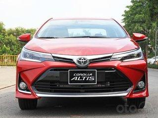 Toyota Corolla Altis 1.8G CVT 2020 - đủ màu giao ngay - full tiện nghi