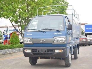 Xe tải Thaco Towner800 đời 2020 tải trọng 990kg, giá 161tr - xe tải nhẹ máy xăng - Thaco Bình Định
