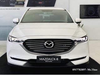Mazda CX-8 2020- trả trước 282 triệu- tặng BHVC- xe giao ngay- hồ sơ vay nhanh