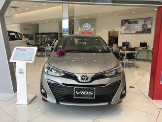 Xe Toyota Vios 1.5G, khuyến mãi lớn, giảm tiền mặt hoặc tặng bảo hiểm thân vỏ, LH để nhận báo giá cạnh tranh nhất