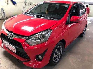 Bán ô tô Toyota Wigo năm sản xuất 2019, màu đỏ, nhập khẩu còn mới, 365 triệu