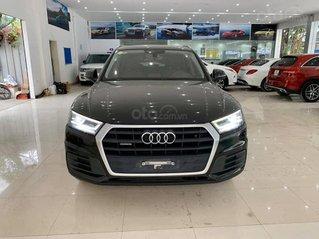 Audi Q5 sản xuất 2017 đăng ký 2018, xe nhập khẩu