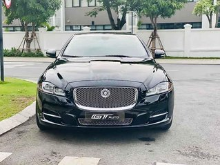 Cần bán Jaguar XJL sản xuất năm 2010, màu đen, nhập khẩu