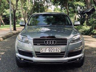 Bán Audi Q7 năm sản xuất 2007, màu xám, xe nhập còn mới, giá chỉ 550 triệu