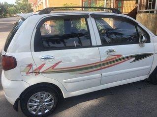 Cần bán gấp Daewoo Matiz đời 2007, màu trắng còn mới