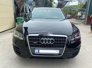 Cần bán lại xe Audi Q5 2011, màu đen, nhập khẩu nguyên chiếc còn mới