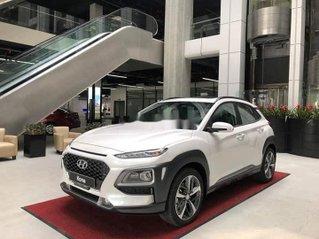 Cần bán xe Hyundai Kona 2020, màu trắng, giao xe nhanh