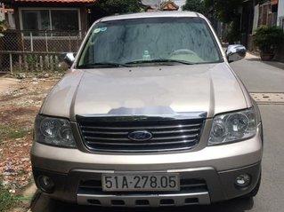 Cần bán xe Ford Escape sản xuất 2006, màu bạc