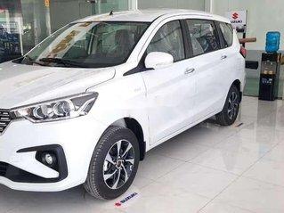 Bán xe Suzuki Ertiga đời 2020, màu trắng, xe nhập, 555tr