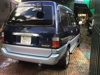 Cần bán Toyota Zace đời 2001, màu xanh lam còn mới, giá chỉ 195 triệu