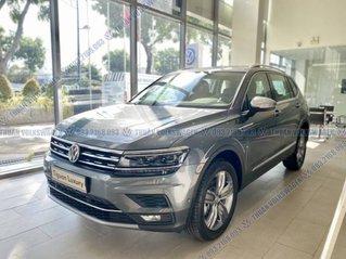 Cần bán Volkswagen Tiguan Luxury sản xuất năm 2020, màu xám, xe nhập