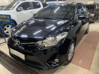 Bán Toyota Vios sản xuất năm 2017, màu đen còn mới