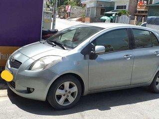 Cần bán Toyota Yaris đời 2008, màu bạc, nhập khẩu nguyên chiếc còn mới