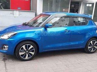 Bán Suzuki Swift GLX 1.2 AT năm sản xuất 2020, màu xanh, xe nhập