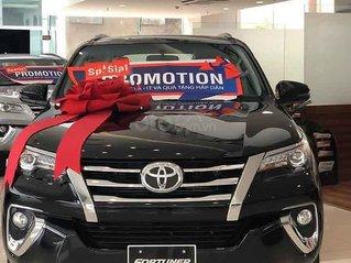 Cần bán xe Toyota Fortuner 2.8V 4x4 AT sản xuất 2020, màu đen