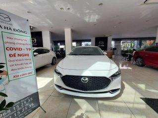 [Mazda Hà Đông] Mazda 3 2020 - giảm 50% thuế trước bạ, xe giao ngay