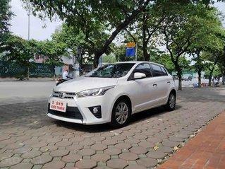 Cần bán xe Toyota Yaris 2015, màu trắng, xe nhập, giá chỉ 495 triệu
