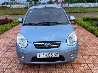 Bán Kia Morning sản xuất năm 2008, màu xanh lam còn mới