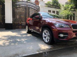 Bán BMW X6 sản xuất năm 2008, màu đỏ, xe nhập còn mới