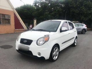 Bán Kia Morning SLX năm sản xuất 2009, màu trắng, nhập khẩu