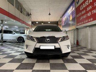 Bán Lexus RX năm 2014, màu trắng, nhập khẩu nguyên chiếc còn mới