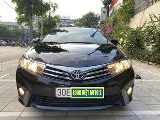 Bán Toyota Corolla Altis đời 2016, màu đen còn mới