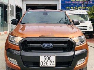 Bán nhanh với giá thấp chiếc Ford Ranger Wildtrak 2.0 sản xuất 2016, xe nhập