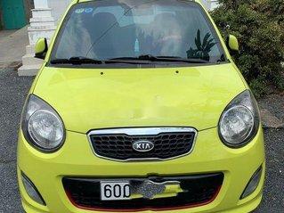 Bán Kia Morning 1.1AT năm sản xuất 2011, màu vàng còn mới