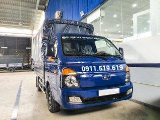 Hyundai Porter H150 thùng bạt đời 2020 trả góp lên đến 85%, giá rẻ nhất Miền Nam