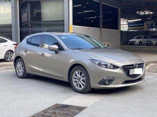 Hãng bán Mazda 3 hatchback 1.5AT, 2015, biển Sài Gòn, đi 15.000km