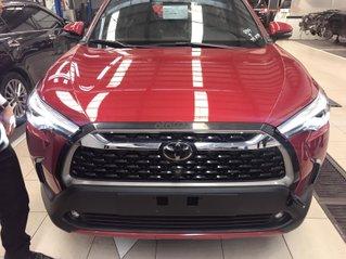 Toyota Corolla Cross 2020, có sẵn, đủ màu giao ngay tháng 8/2020, giá ưu đãi