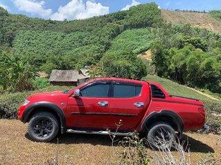 Cần bán lại xe Mitsubishi Triton AT sản xuất 2014, màu đỏ, nhập khẩu