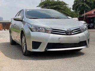 Bán gấp Toyota Corolla Altis 2016 G số sàn, máy zin từng con ốc