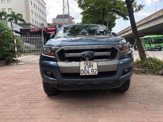 Bán Ford Ranger sản xuất năm 2016, màu xanh lam còn mới