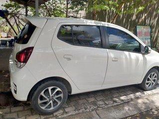 Bán ô tô Toyota Wigo năm sản xuất 2018, màu trắng