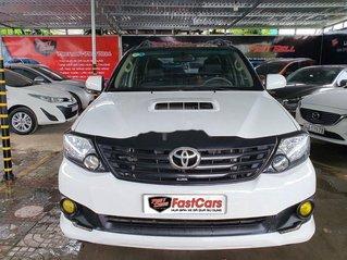 Bán Toyota Fortuner năm sản xuất 2013, màu trắng còn mới