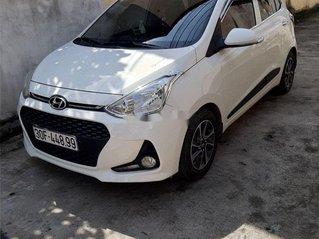 Bán ô tô Hyundai Grand i10 đời 2018, màu trắng