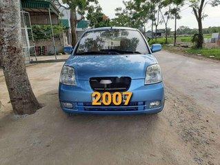 Bán Kia Morning năm sản xuất 2007, màu xanh lam, xe nhập