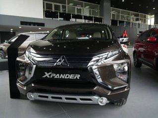 Bán Mitsubishi Xpander AT năm 2020, màu nâu, giao xe nhanh