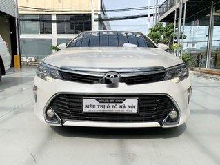 Bán gấp chiếc Toyota Camry 2.5Q  đời 2018, biển thành phố, giá mềm