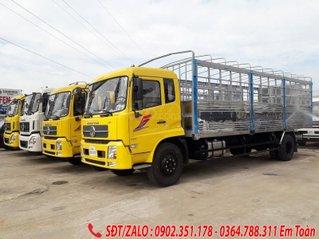 Bán xe tải Dongfeng 9 tấn thùng 7.5 mét đời 2020 nhập khẩu - giá rẻ 255 triệu trả trước